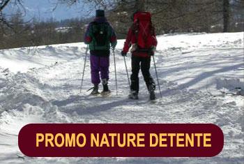 Nature et detente en hiver