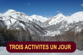 Séjour Puy ST Vincent Activités Hiver