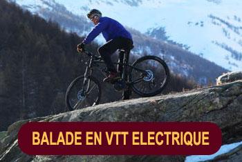 Sejour balade VTT Hautes Alpes