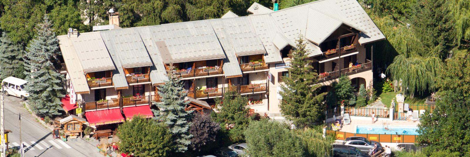 Hôtel et restaurant à Puy St Vincent, Hautes Alpes