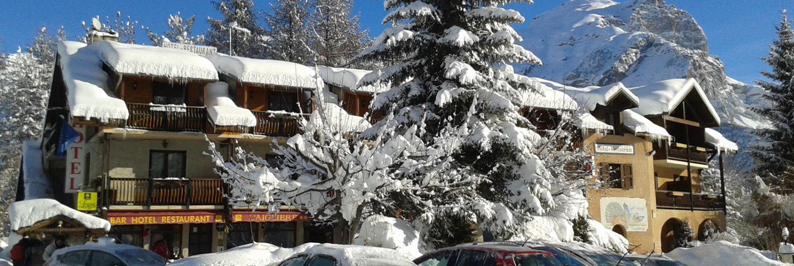 Hôtel Aiglière skiing holidays in Puy Saint Vincent