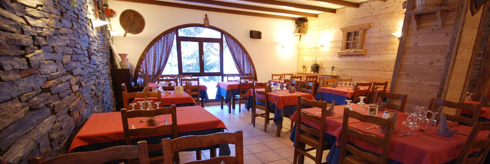 Restaurant Puy St Vincent