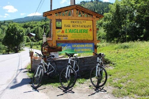 VTT Electrique dans les Hautes Alpes