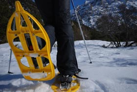 Raquettes Hautes Alpes