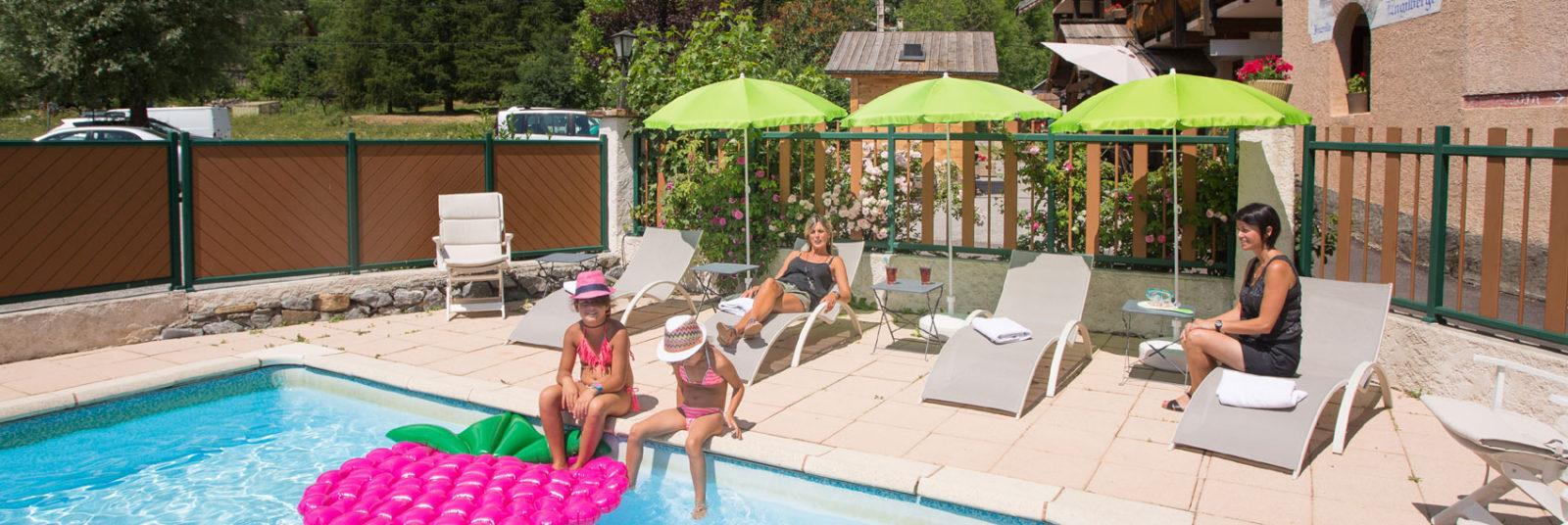 Hotel familiale à Puy St Vincent